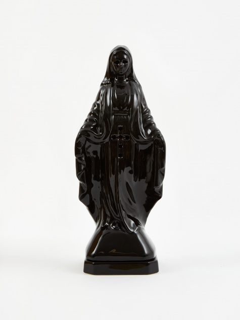 Maria Incense Burner - Black