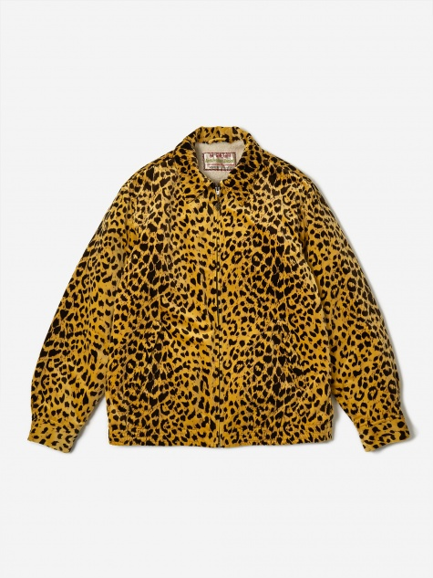 McGregor Leopard Anti Freeze Jacket - Yellow