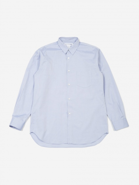 Forever Shirt - Chambray Blue