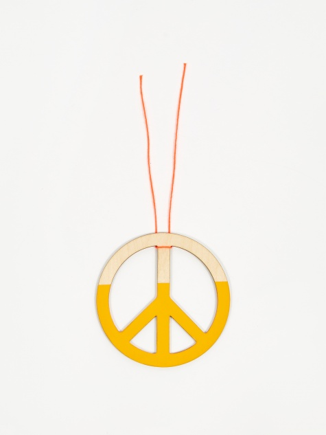 Peace Ornament 4 - Sun