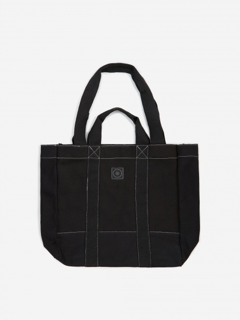 Play Nice Record Bag - Black Contrast