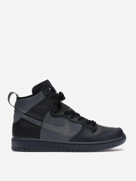 SB x FPAR Dunk High Prom PRM QS - Black/Dark Grey
