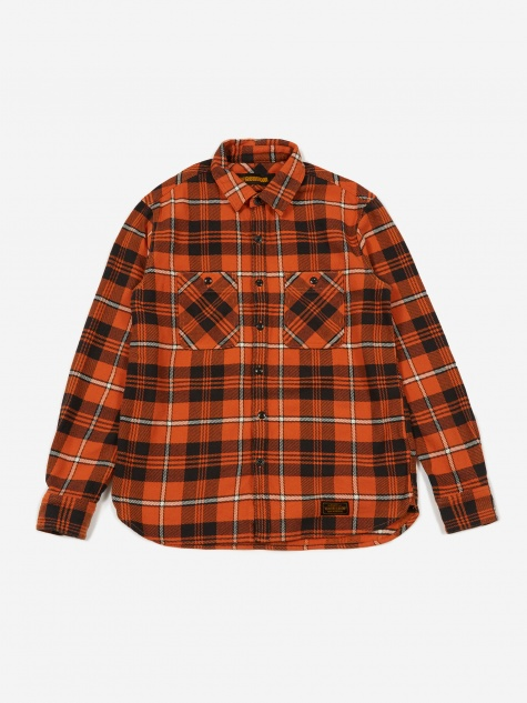 Longsleeve Lumbers / C-SHIRT - Orange