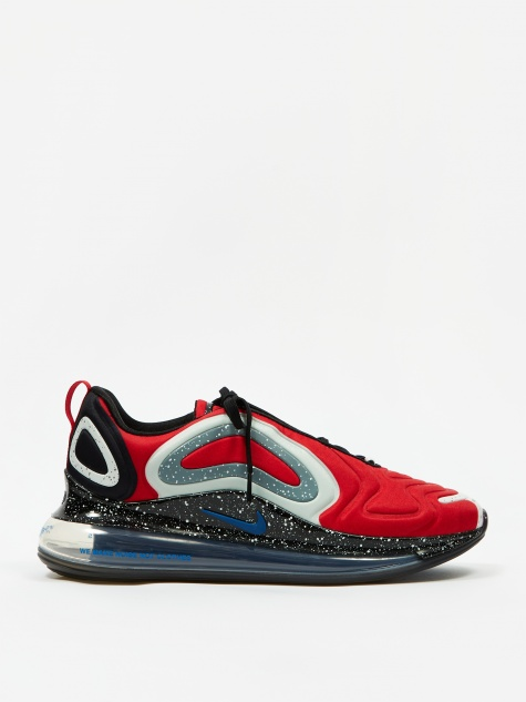 x Undercover Air Max 720 - Univesity Red/Blue Jay