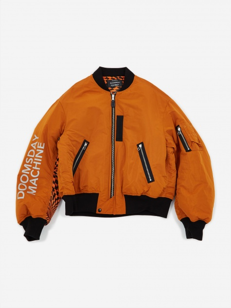 L-2A Flight Jacket - Orange