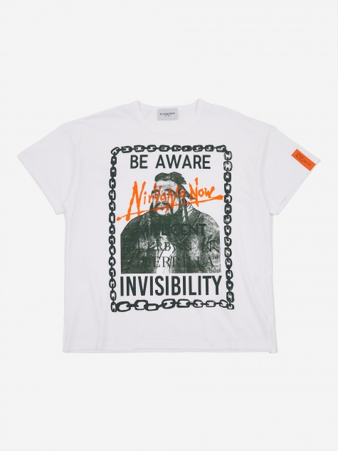 BEAWARE Shortsleeve T-Shirt  - White
