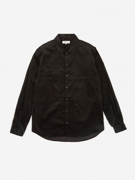 Doc Savage Shirt - Black