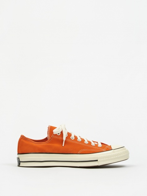Chuck Taylor All Star 70 Ox Suede - Campfire Orange