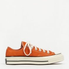 Converse Chuck Taylor All Star 70 Ox Suede - Campfire Orange
