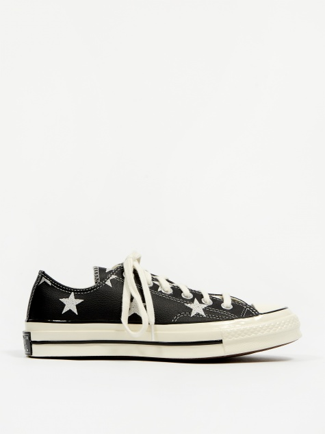 Chuck Taylor All Star 70 Ox - Black/Egret/White
