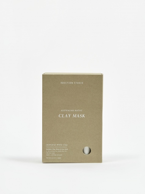 Clay Mask Set - Beige