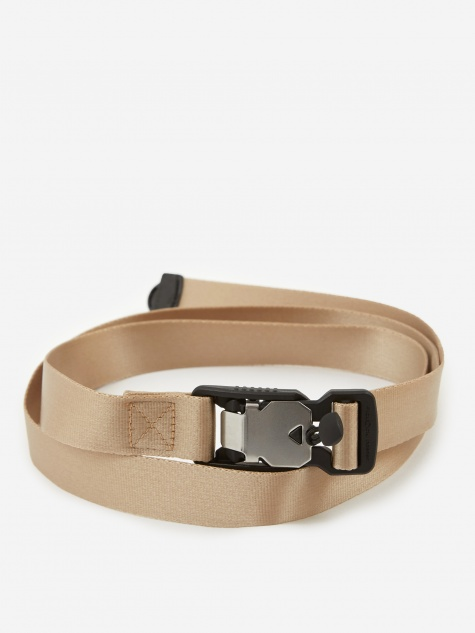 Alpinist Tape Belt - Beige