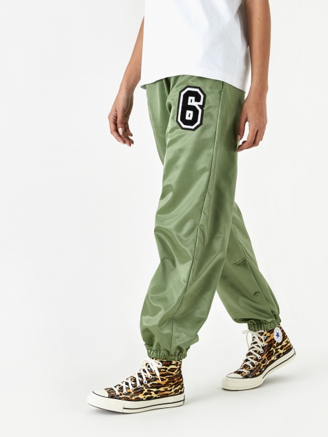 Satin Sweatpant - Mint