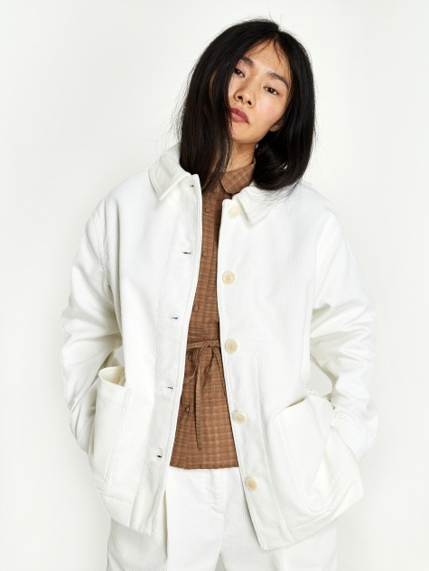 Fanny Jacket - White