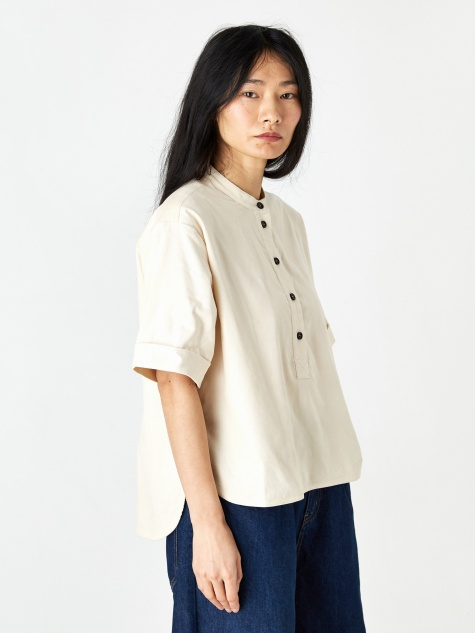 Manon Shirt - Ecru