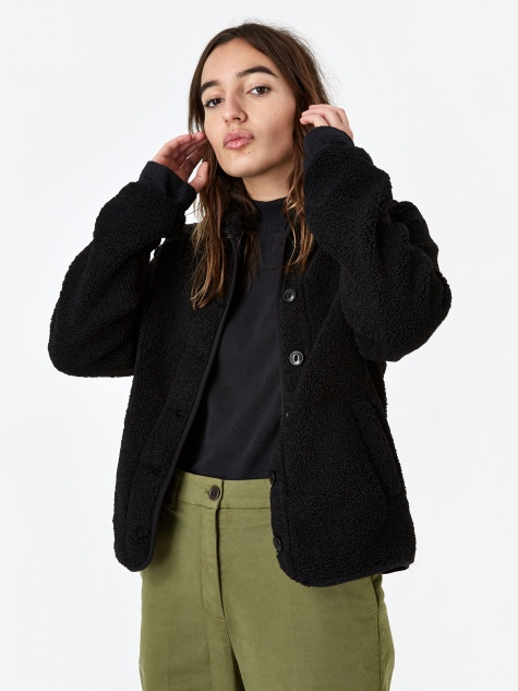Beach Jacket - Black
