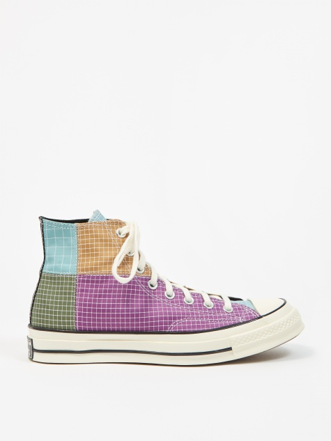Chuck Taylor All Star 70 Hi Quad Ripstop - Multi
