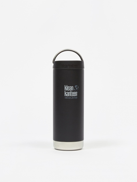 Insulated TKWide Bottle 16oz - Shale Black