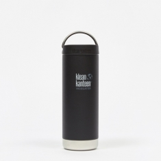 Klean Kanteen Insulated TKWide Bottle 16oz - Shale Black