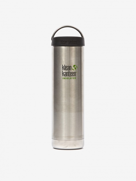 Insulated TKWide Bottle 20oz - Brushed Stainless