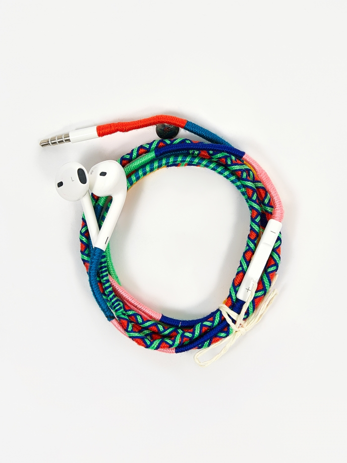 Happy-Nes Apple iPhone 6 Earphones - Shooting Star (Image 1)