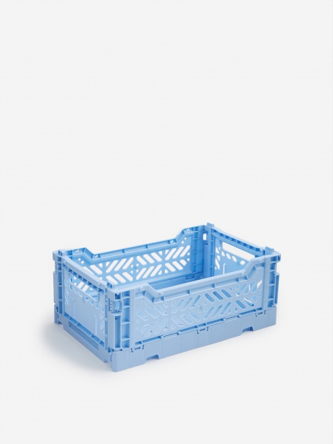 Colour Crate Small - Light Blue