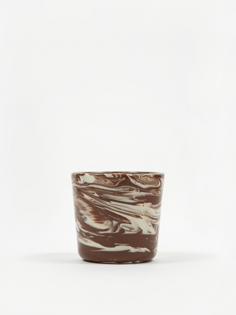 Marbled Cup - Brown