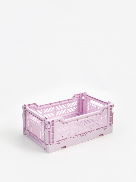 Colour Crate Small - Lavender