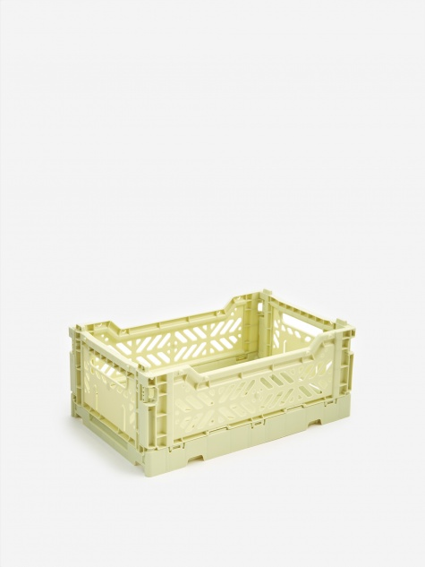 Colour Crate Small - Lime