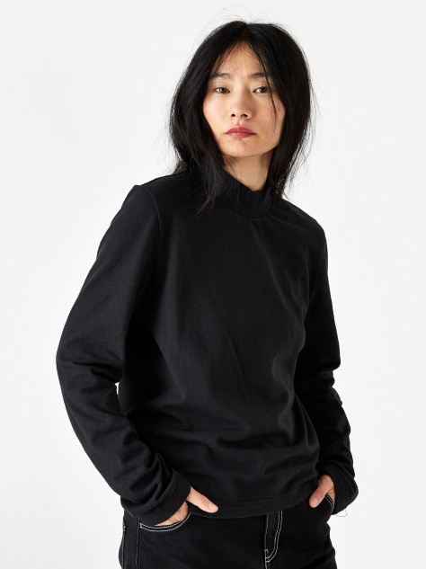 No Wave Top - Black