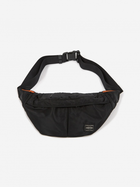 Tanker Waist Bag S - Black