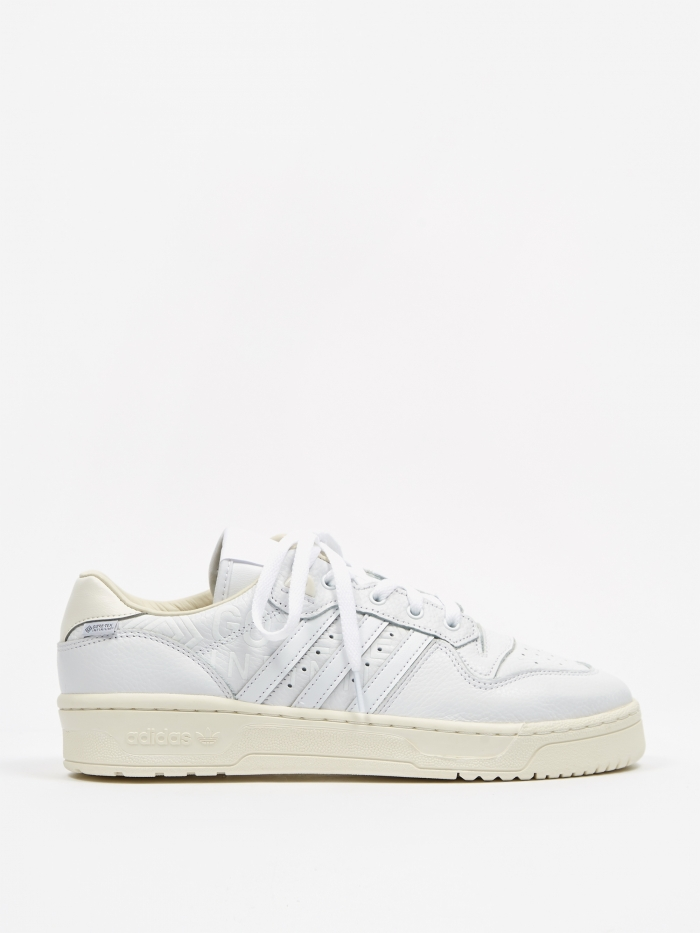 Adidas Rivalry Low Gore-Tex - Future White/Off White/Chalk (Image 1)