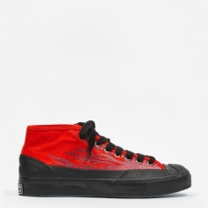 Converse x ASAP NAST Jack Purcell Chukka - Red