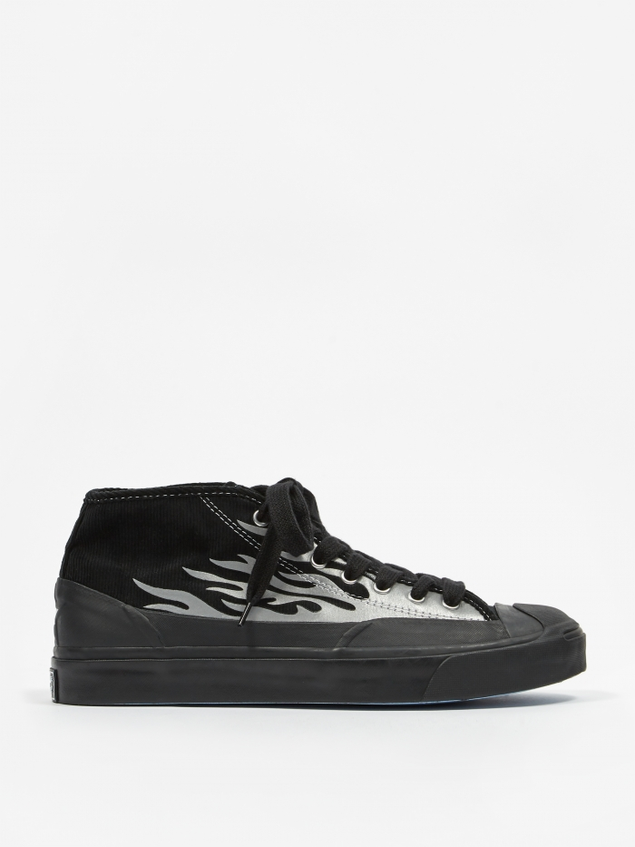 Converse x ASAP NAST Jack Purcell Chukka - Black (Image 1)