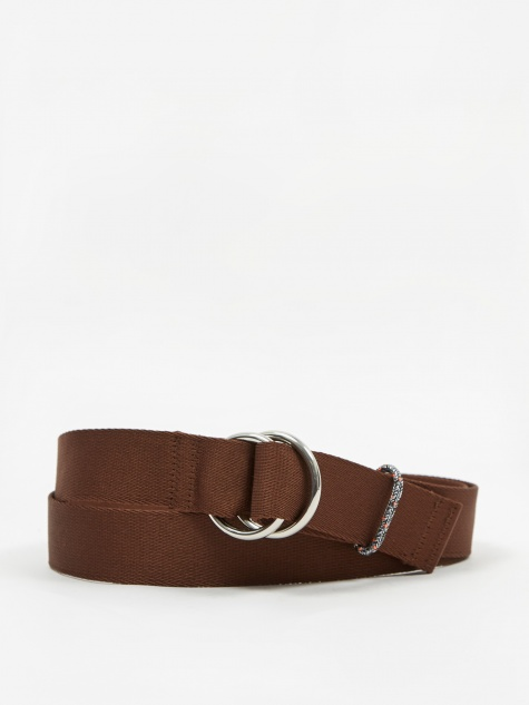 Webbing Belt - Chicory Coffee