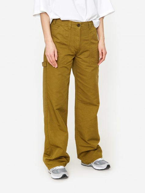 Workwear Trouser - Olive
