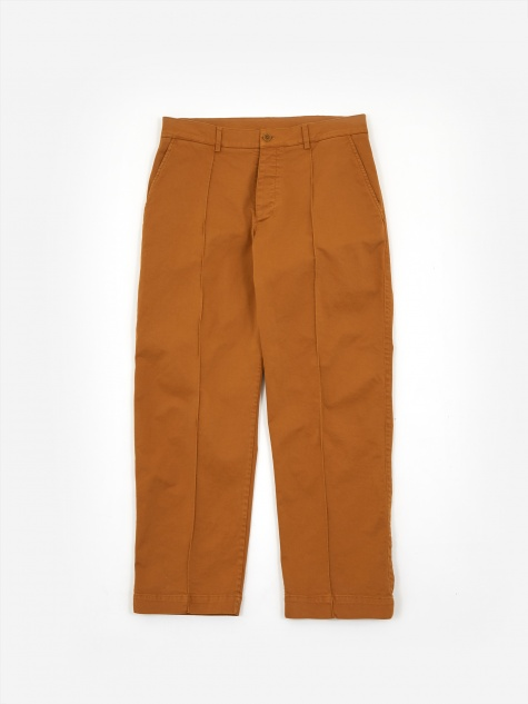 Hand Me Down Trouser - Brown