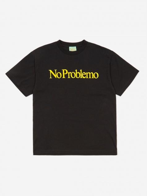 No Problemo Shortsleeve T-Shirt - Black