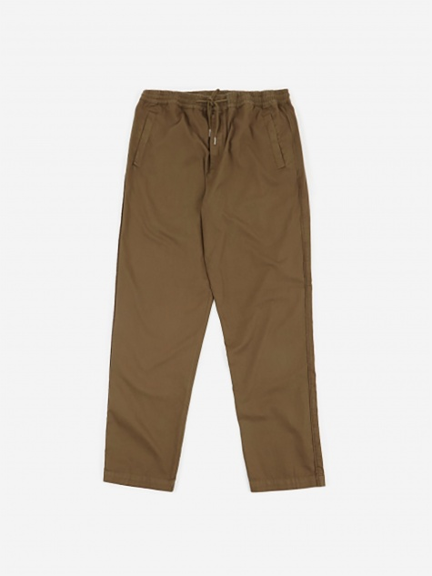 Drawcord Trousers - Khaki