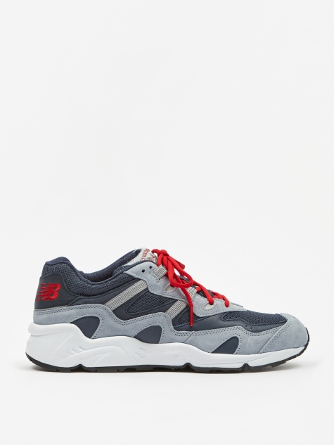 x No Vacancy Inn ML850NVB - Navy/Grey/Red