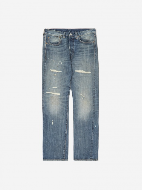 Levis Vintage Clothing 1947 501 Jean - Broken Rules