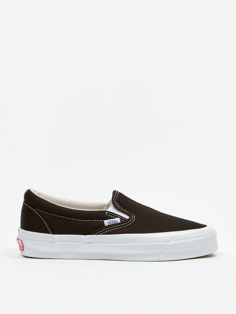 Vault OG Classic Slip-On LX - Black/True White