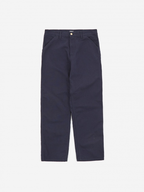 Single Knee Pant - Dark Navy Rinsed