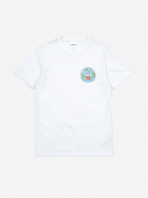 Josef Shortsleeve T-Shirt - White