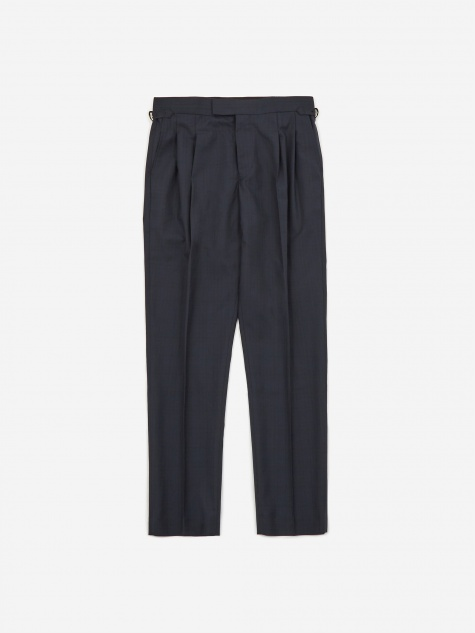 Suiting Trouser - Navy