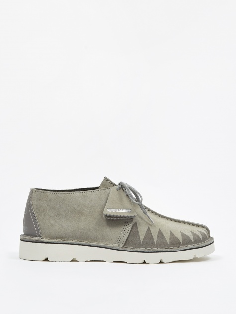 Clarks x Neighborhood Desert Trek - Grey