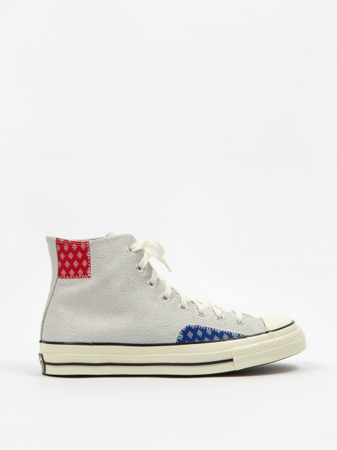 Chuck Taylor All Star 70 Hi - Photon Duts/Rush Blue
