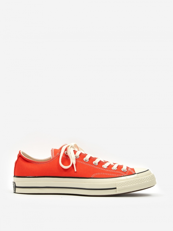 Converse Chuck Taylor All Star 70 Ox - Vermillion Red/Egret/Blac (Image 1)