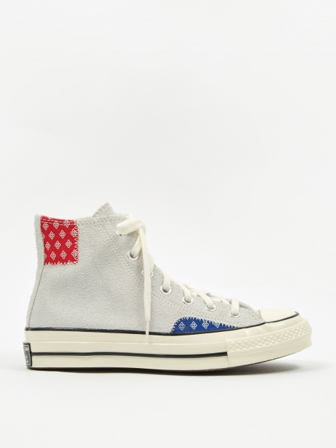 Chuck Taylor All Star 70 Hi - Photon Dusr/Rush Blue