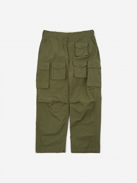 Ripstop FA Pant - Olive